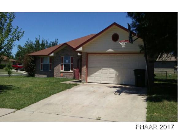 Photo of 4201 Bluestem Lane  Killeen  TX