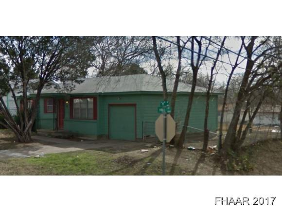 Photo of 617 Hill Street  Copperas Cove  TX