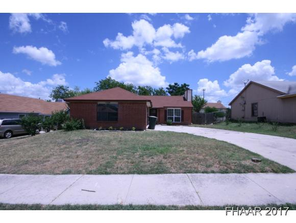 Photo of 1709 Lea Ann Drive  Killeen  TX