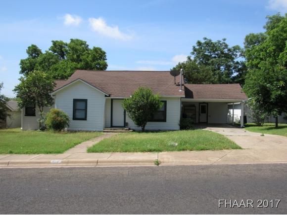 Photo of 625 E 13th Avenue  Belton  TX