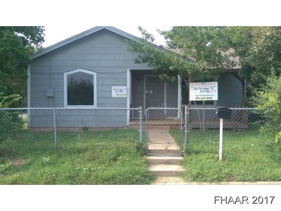 Photo of 301 Bridge Street  Gatesville  TX