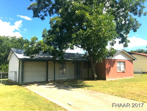 Photo of 1001 S 25th Street  Copperas Cove  TX