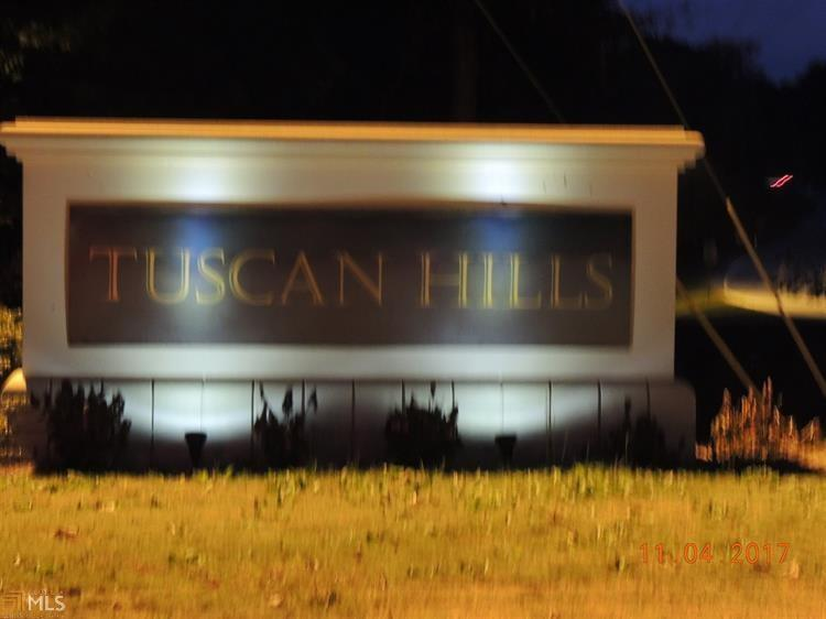 0 Tuscan Hills Road Franklin, GA 30217