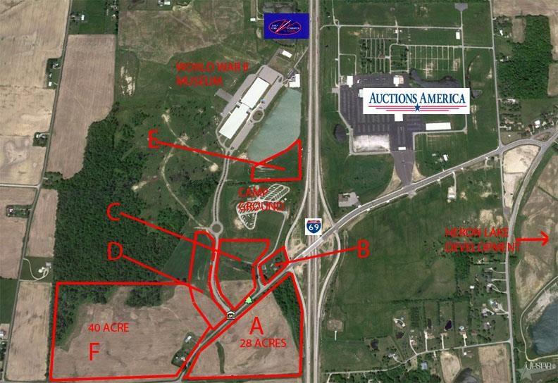 28.41 acres Auburn, IN