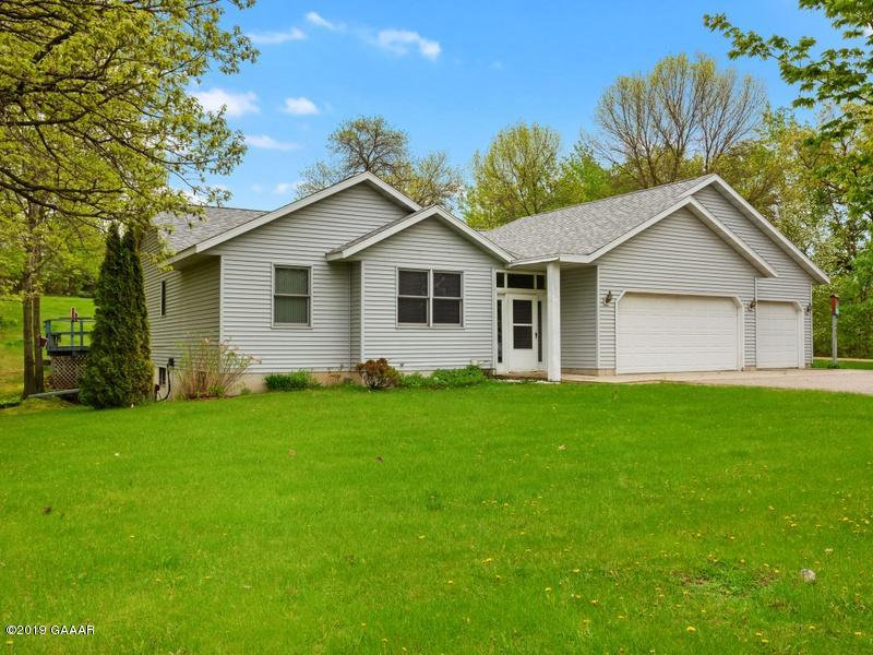 951 Lake Brophy Road NW, Alexandria, Minnesota