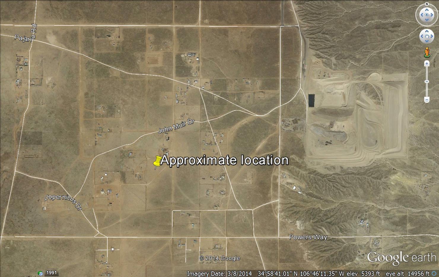 primary photo for Pajarito Land Grant SW, Albuquerque, NM 87121, US