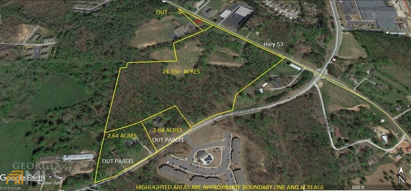 796 Hwy 53, one of homes for sale in Dawsonville