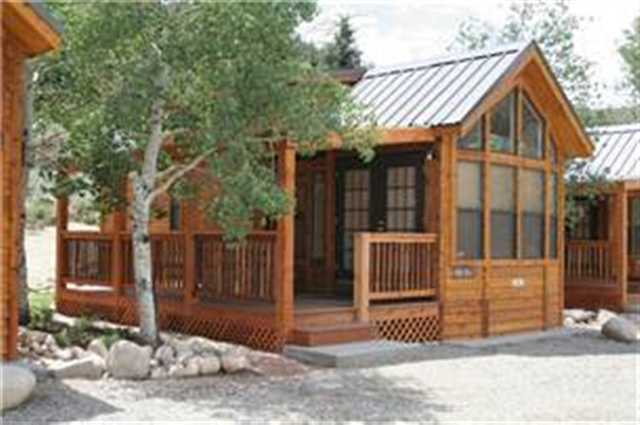 130 County Road 742 Cabin # 43, Almont, CO 81210
