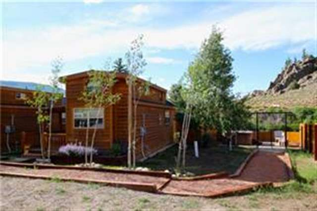 130 County Road 742 Cabin # 44, Almont, CO 81210