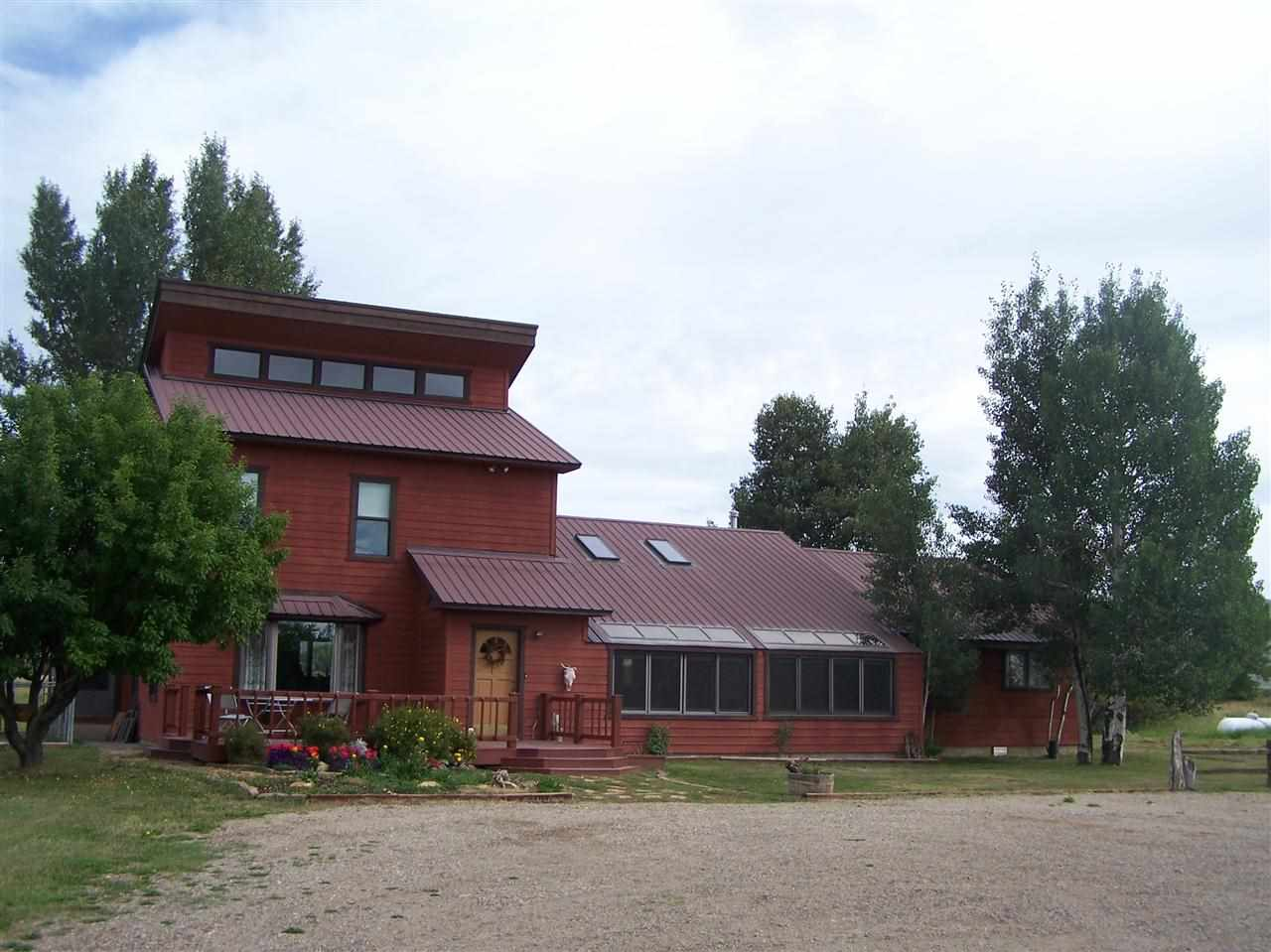 16.6 acres in Gunnison, Colorado