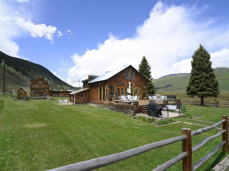 6.95 acres Crested Butte, CO