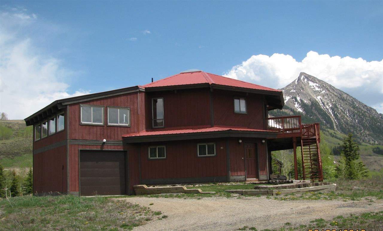 22 Belleview Dr, Crested Butte, CO 81225