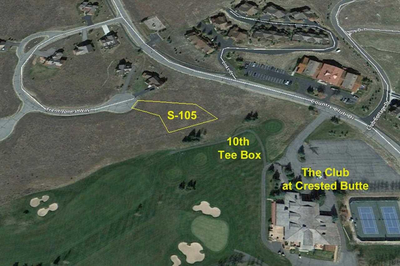 221 Trent Jones Way, Crested Butte, CO 81224