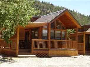 130 County Road 742 Cabin # 40, Almont, CO 81210