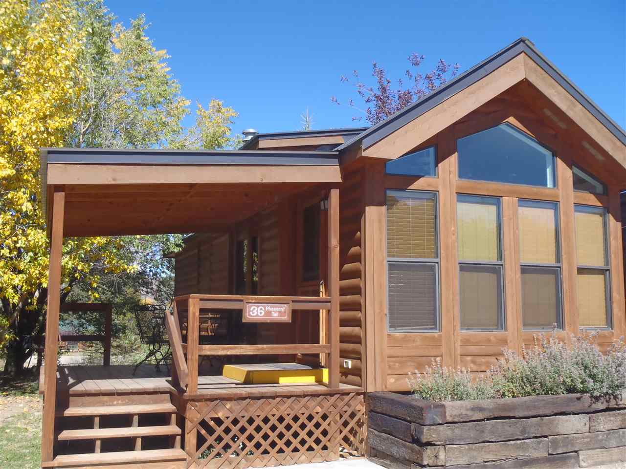 130 County Road 742 Cabin # 38, Almont, CO 81210