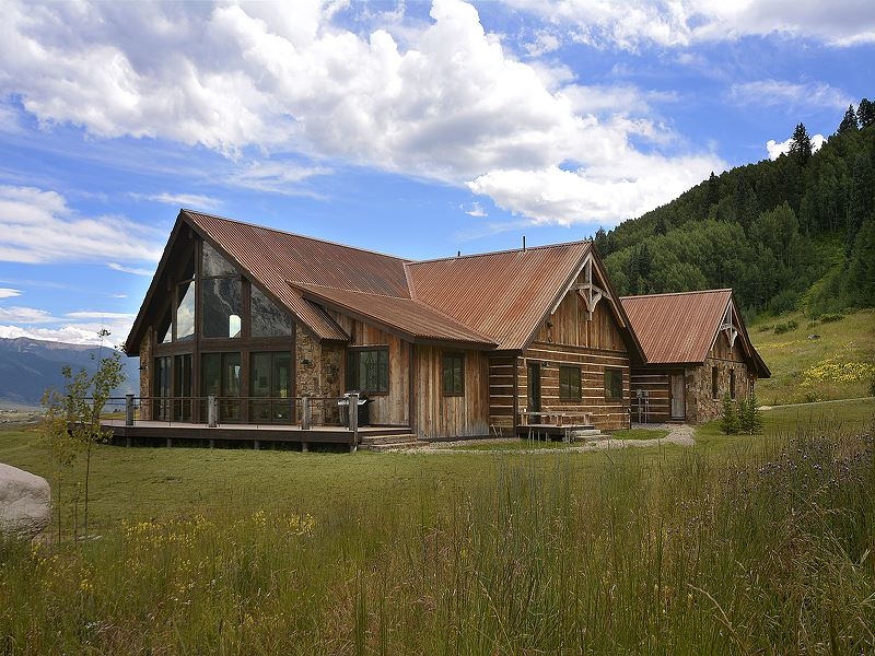 35.1 acres Crested Butte, CO