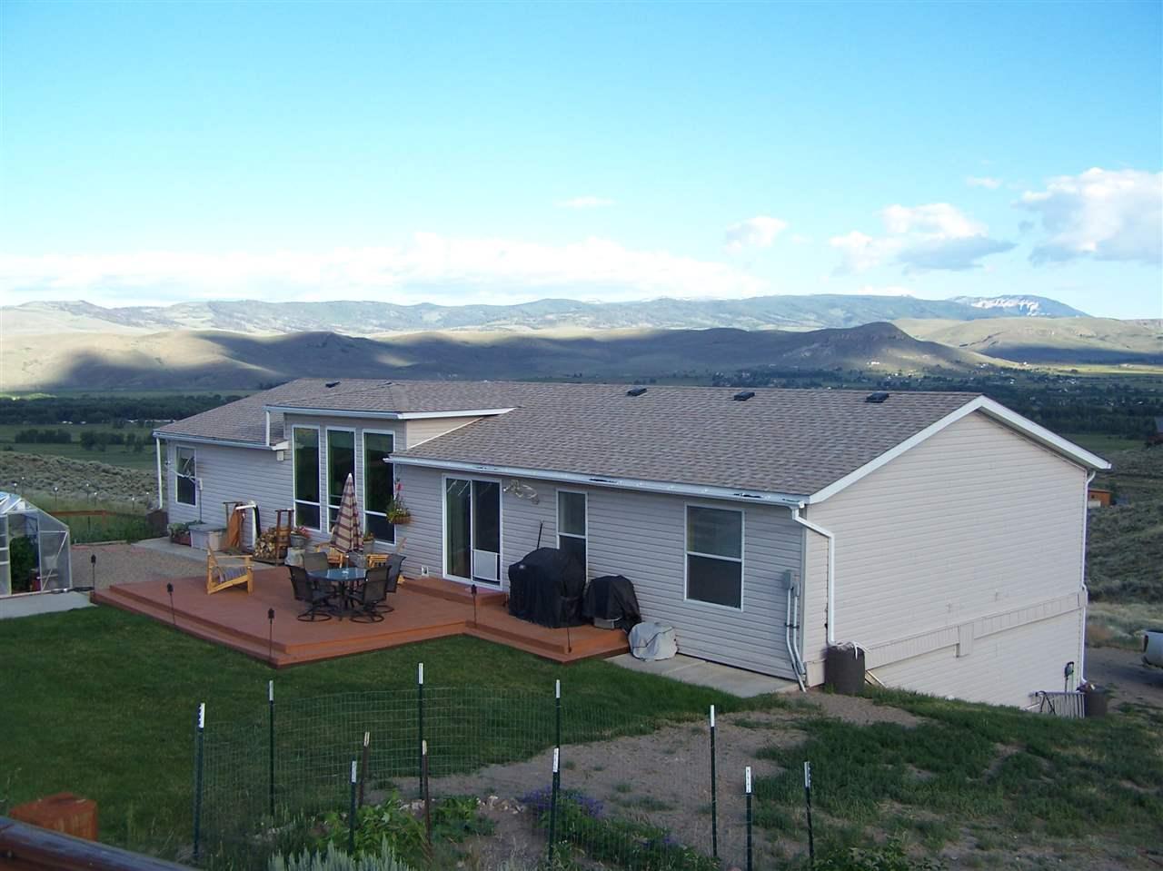 5.05 acres Gunnison, CO