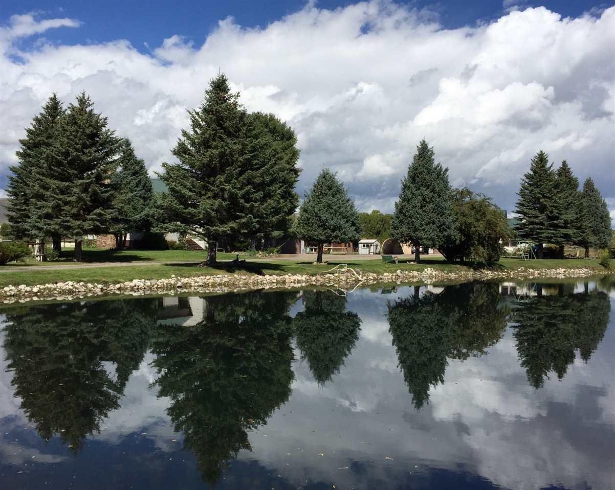 3.63 acres Gunnison, CO