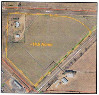 14.5 acres in Garden City, Kansas