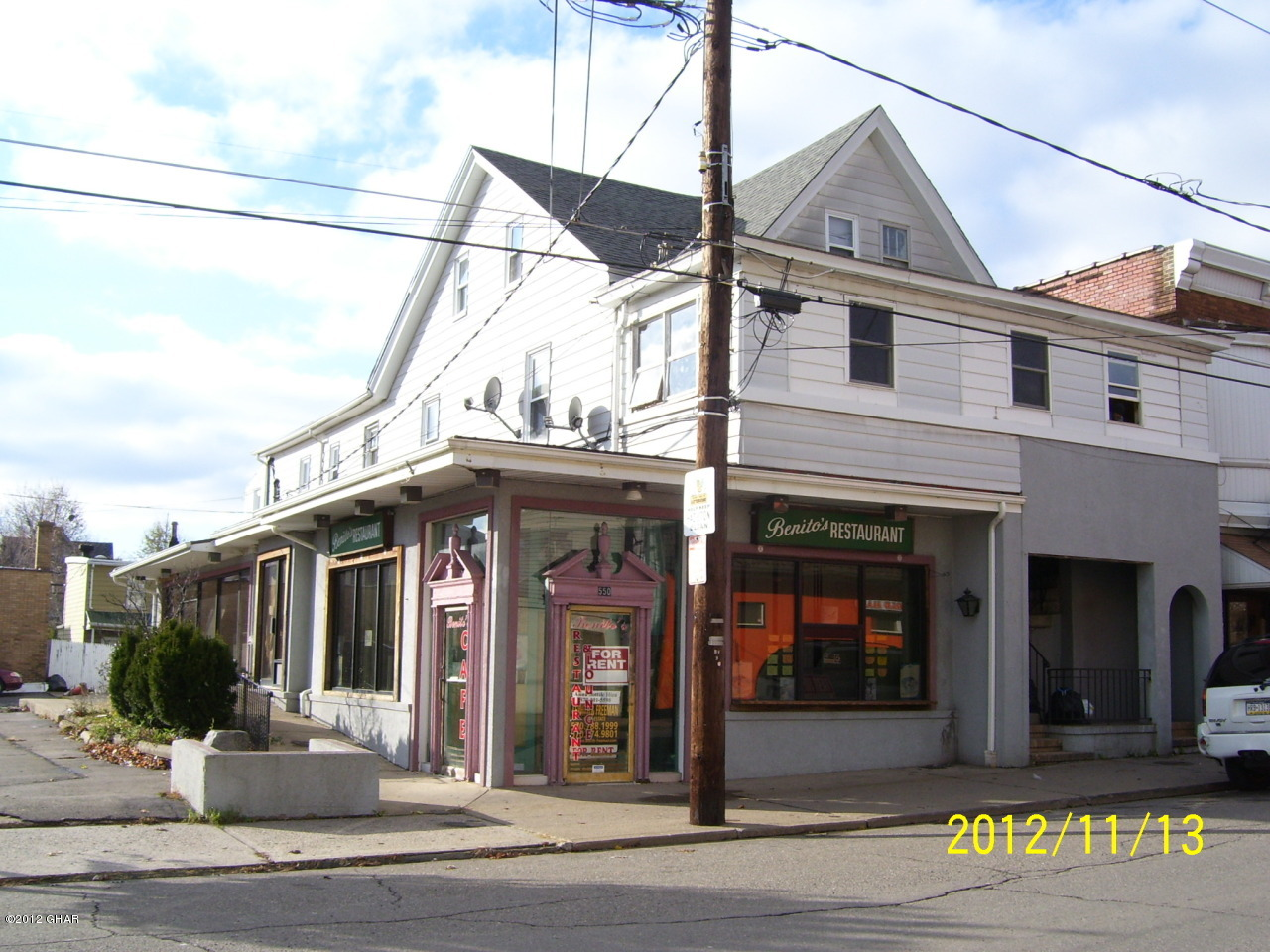 Rental Homes for Rent, ListingId:21677191, location: 550 ALTER STREET Hazleton 18201