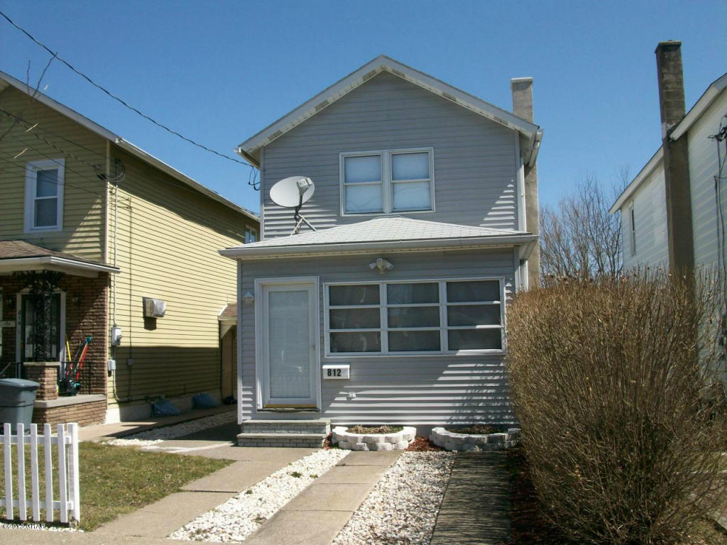 Rental Homes for Rent, ListingId:26184841, location: 812 Luzerne West Pittston 18643