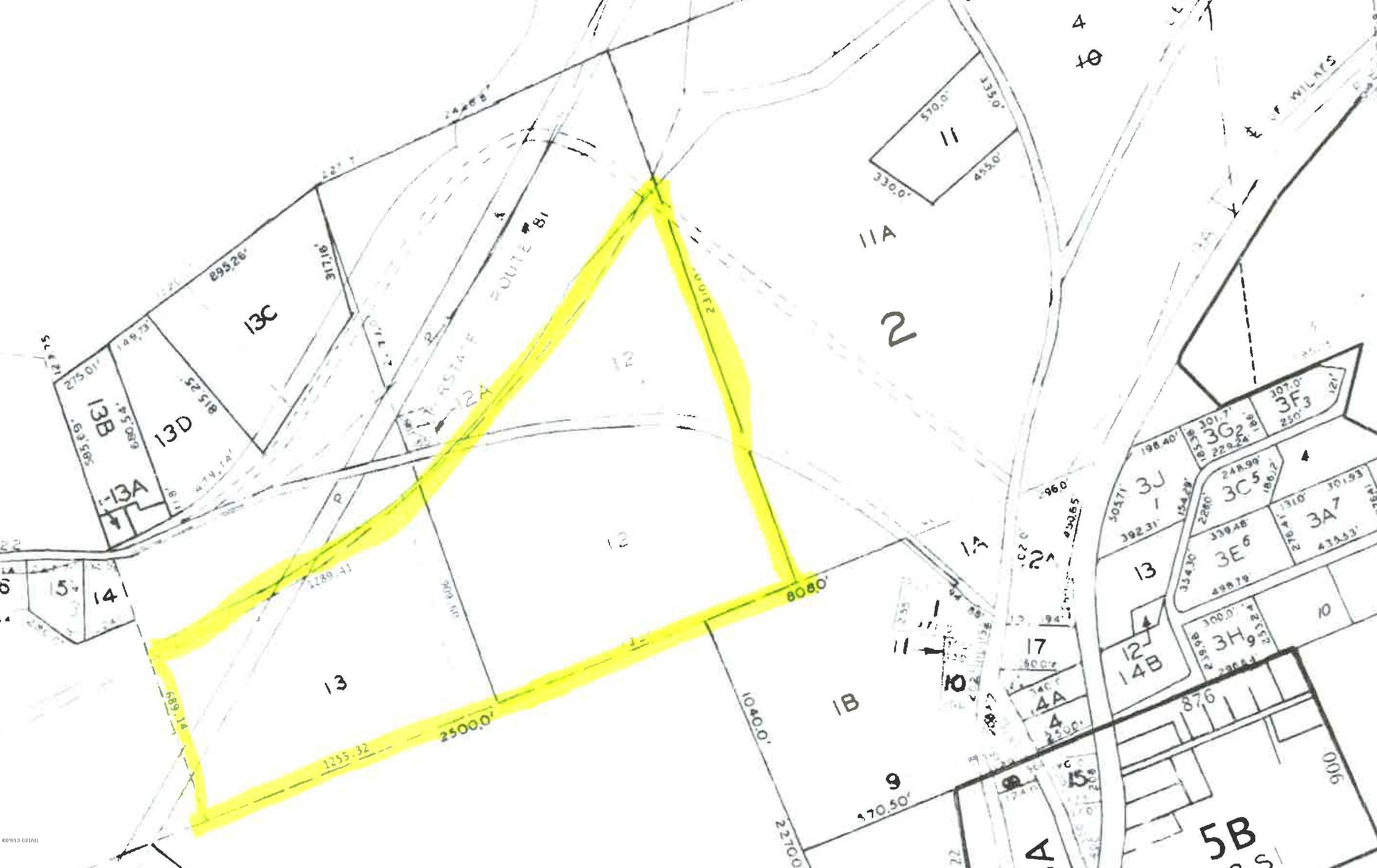 Image of Acreage for Sale near Mountain Top, Pennsylvania, in Luzerne county: 58.84 acres