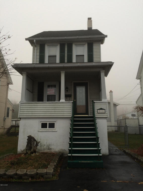 Rental Homes for Rent, ListingId:30647324, location: 518 E Kiefer Hazleton 18201