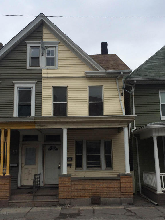 Rental Homes for Rent, ListingId:27431834, location: 125 N CHURCH Hazleton 18201