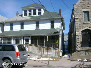 Rental Homes for Rent, ListingId:33911111, location: 605 WASHINGTON STREET Freeland 18224