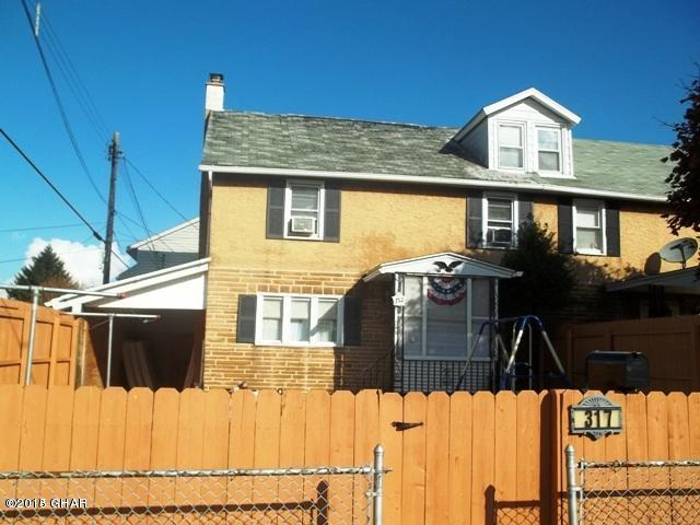Rental Homes for Rent, ListingId:34065894, location: 317 W 17th Hazleton 18201