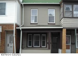 Rental Homes for Rent, ListingId:34767404, location: 182 S WYOMING Hazleton 18201