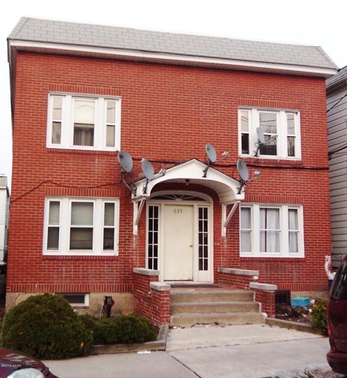 Rental Homes for Rent, ListingId:35334265, location: 635 N James Hazleton 18201