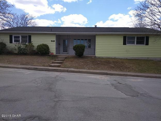 Rental Homes for Rent, ListingId:33107370, location: 949 W 21St LL Hazle Township 18202