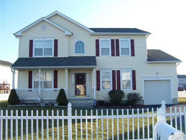 Rental Homes for Rent, ListingId:29567656, location: 34 Ramona Road Newburgh 12550