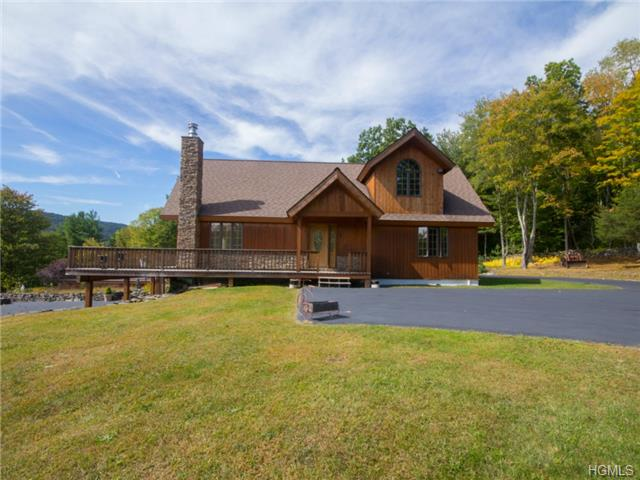 Image of Residential for Sale near Grahamsville, New York, in Sullivan county: 28.02 acres