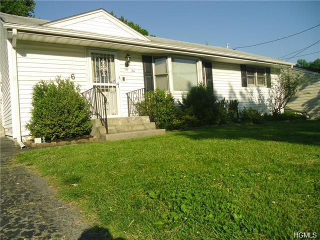 Rental Homes for Rent, ListingId:30101743, location: 6 Morningside Road Newburgh 12550