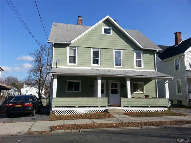 Rental Homes for Rent, ListingId:30857634, location: 36 LAKE Avenue Middletown 10940