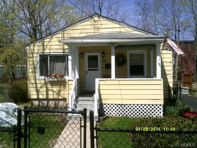 Rental Homes for Rent, ListingId:33589568, location: 36 Ellis Avenue Newburgh 12550