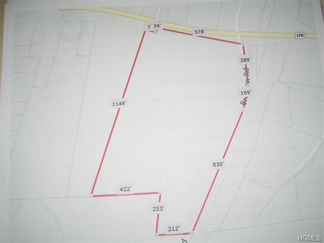 Real Estate for Sale, ListingId: 34148432, Montgomery,NY12549
