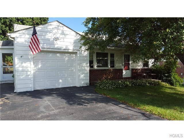 Rental Homes for Rent, ListingId:35098733, location: 81 Dalfonso Road Newburgh 12550