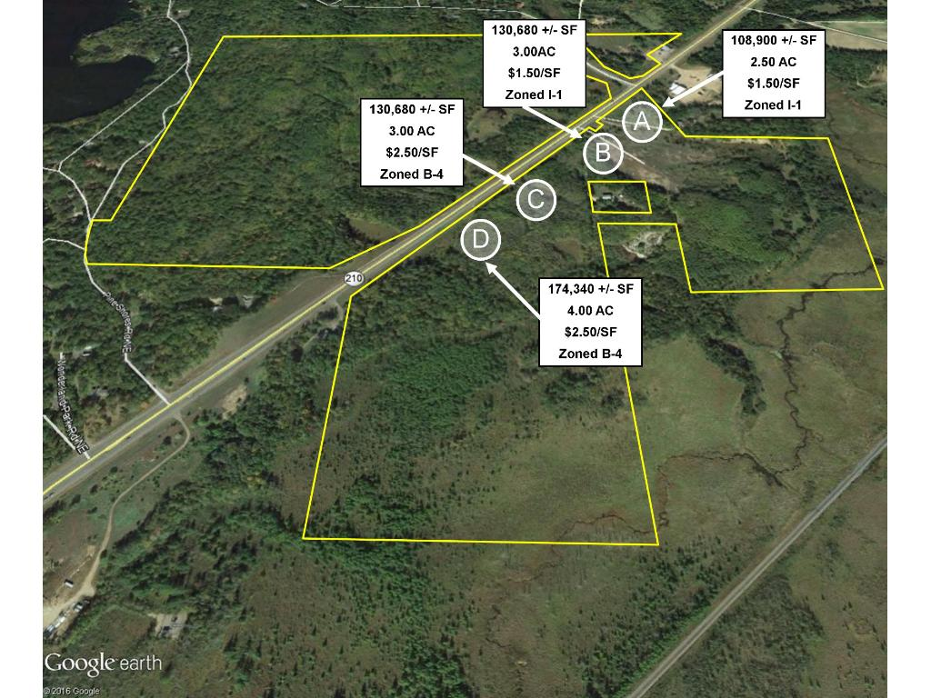 C Hwy 210, one of homes for sale in Brainerd