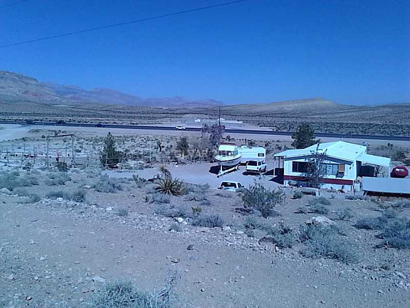 3.54 acres in Las Vegas, Nevada