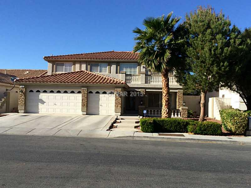 534 Campus Oaks Court Las Vegas, NV 89183