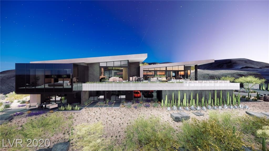 1522 Dragon Crest, MacDonald Highlands, Nevada 4 Bedroom as one of Homes & Land Real Estate