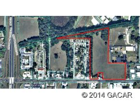 Land for Sale, ListingId:28387360, location: TBD W Silver Springs Boulevard Ocala 34475