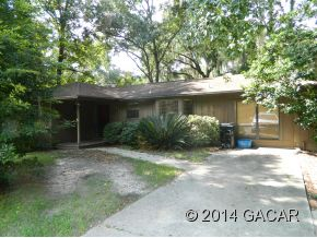 Rental Homes for Rent, ListingId:28638873, location: 4002 NW 8 Avenue Gainesville 32605