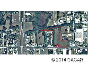 Land for Sale, ListingId:28865417, location: TBD W Silver Springs Boulevard Ocala 34475