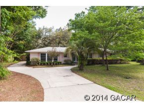 Rental Homes for Rent, ListingId:29455921, location: 3847 SW 4th Place Gainesville 32607