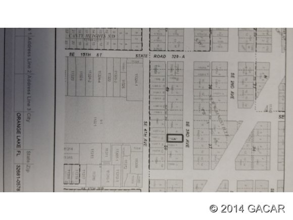 Land for Sale, ListingId:29805387, location: 0 SE 3rd Avenue Gainesville 32601