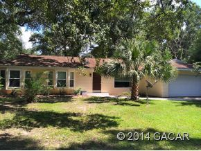 Rental Homes for Rent, ListingId:30176286, location: 1523 NW 39th Terrace Gainesville 32605